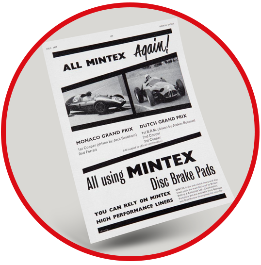 classic brake pads