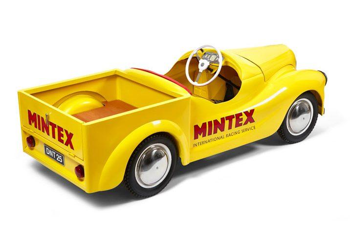 Mintex Classic J40 Peddle Car